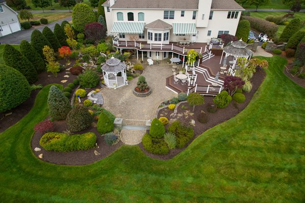 Landscape Design By Lakeland Landscaping Wharton Nj