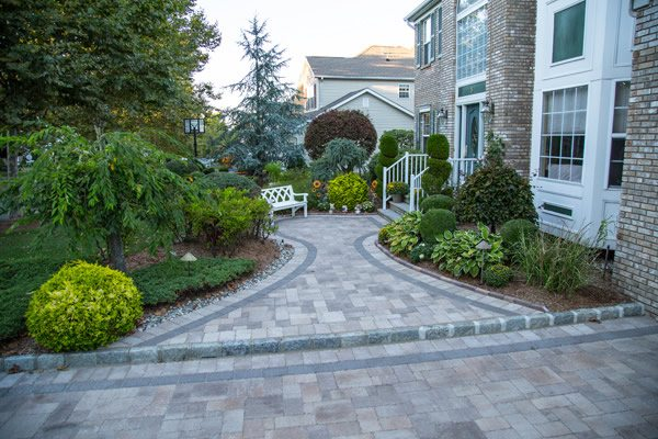 Example of Good Landscape Design and Install Practices in Randolph NJ