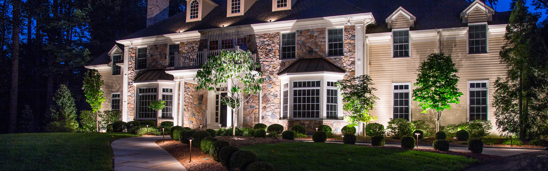 Landscape Lighting Low Voltage Lakeland Landscaping