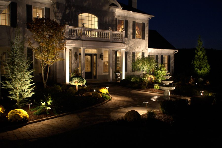 Award for Design/Build: Residential Lighting - Long Valley, NJ