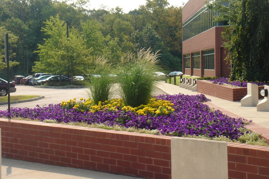Garden Maintenance for Commercial Property in Florham Park NJ
