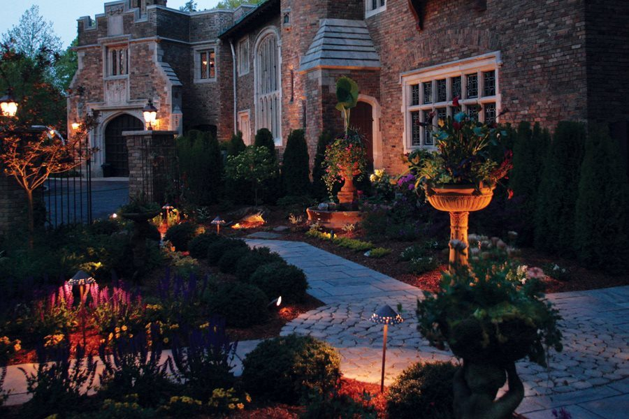 Mansion in May -Morristown NJ