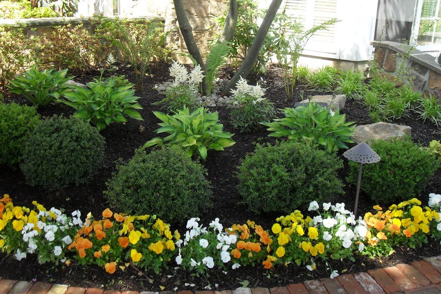 Plantings And Gardens Photo Gallery Lakeland Landscaping